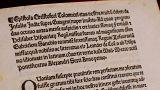 Письмо Колумба вернулось в Ватикан