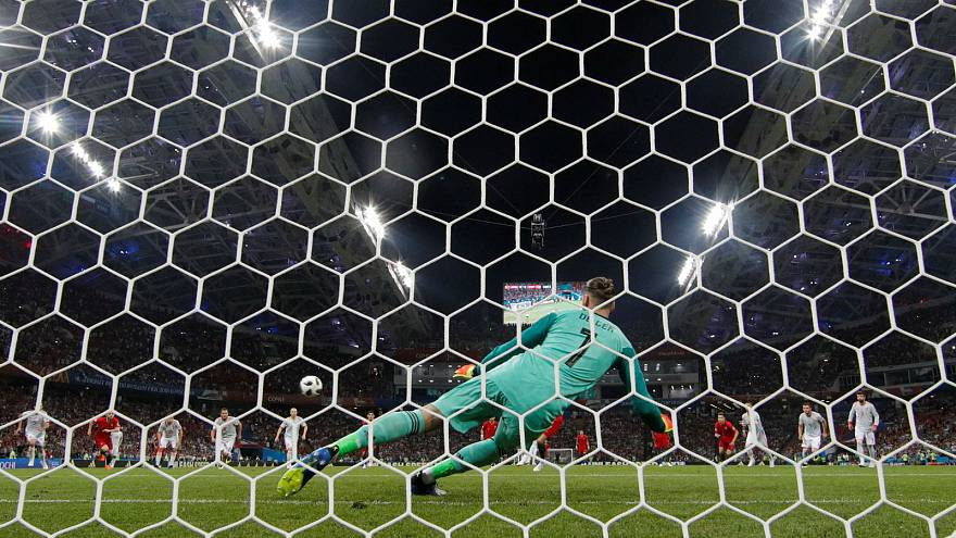 World Cup 2018: Ronaldo scores hat-trick as Portugal and Spain draw 3-3
