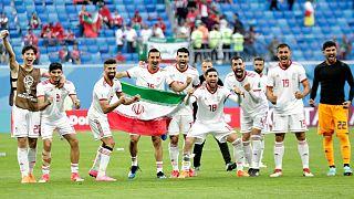 پیروزی شیرین و در انتظار ایران مقابل مراکش