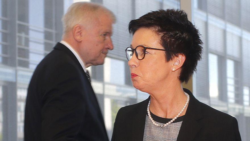 Horst Seehofer entlässt BAMF-Chefin Jutta Cordt