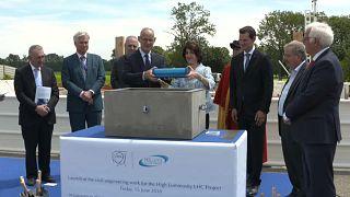 Teilchenbeschleuniger des CERN wird ausgebaut