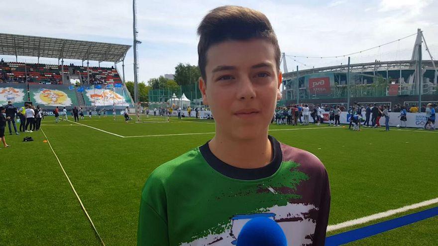 Football for Friendship profile: Yonatan, Israel