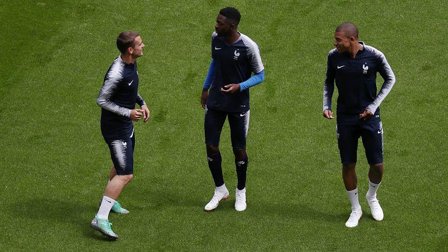 France - Australie : une leçon de soccer?