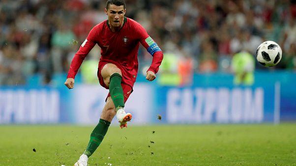 Döntetlen a portugál-spanyol rangadón