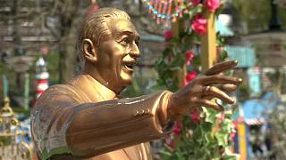 Jardins de Tivoli em Copenhaga foram a inspiração de Walt Disney