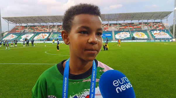Football for Friendship profile: Soan, France