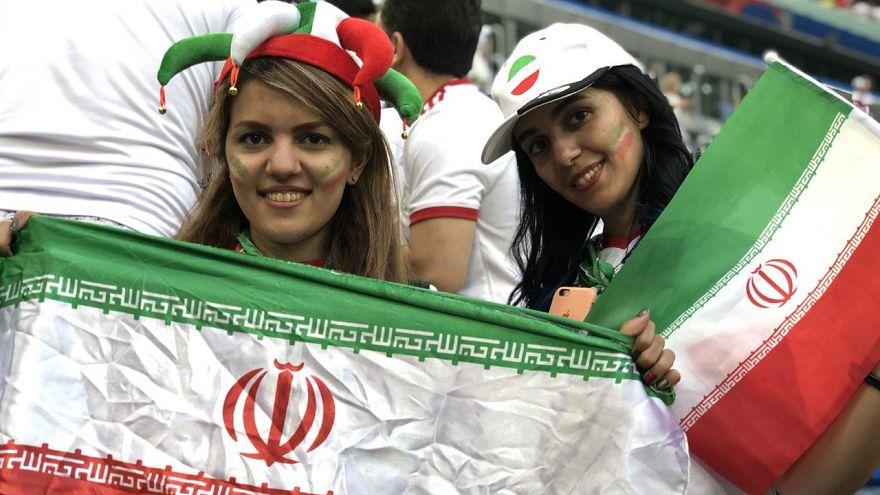 شادی و غم هواداران ایرانی و مراکشی؛ لحظاتی پس از پایان مسابقه