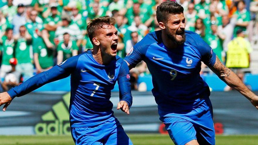 Fransa zorlu maçta Avustralya'yı 2-1 mağlup etti