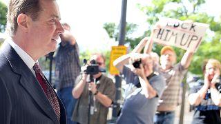 Juíza declara prisão de ex-diretor de campanha de Trump