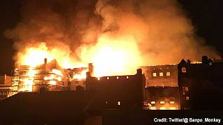 Massive blaze is a 'devastating loss for Glasgow'
