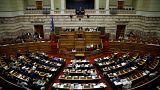 LIVE: Η συζήτηση στη Βουλή επί της πρότασης δυσπιστίας