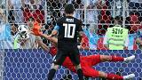 World Cup first-timers Iceland hold Argentina to draw as Messi has penalty saved