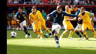 Mondiali 2018: la Francia soffre ma batte l'Australia
