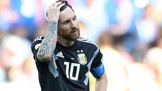 Messi'nin penaltı kaçırdığı Arjantin-İzlanda maçı 1-1 bitti