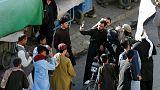 سلفی با اعضای طالبان در کابل