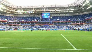 Nigéria e Croácia estreiam-se no Mundial da Rússia
