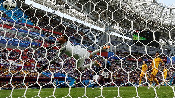 Μουντιάλ 2018: Η Γαλλία νίκησε δύσκολα την Αυστραλία