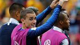 Coupe du monde : la France l'emporte face à l'Australie