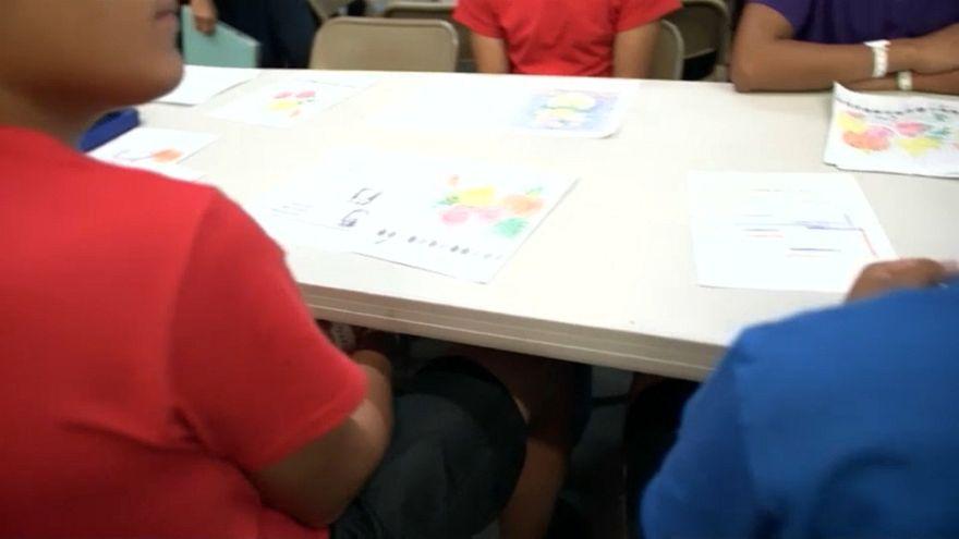 أميركا تفصل 2000 طفل قدموا من المكسيك عن ذويهم بصورة غير شرعية