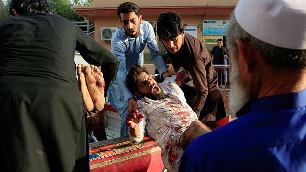 Afganistan'da intihar saldırısı: En az 26 ölü