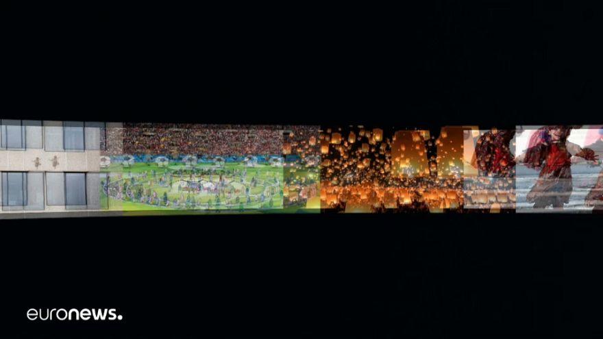 شاهد: العالم في 60 ثانية من منظور يورونيوز