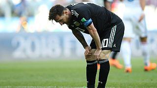 ایسلند موفق شد آرژانتین را متوقف کند؛ مسی پنالتی از دست داد