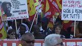 Az egyenjogúságért tüntettek Rómában
