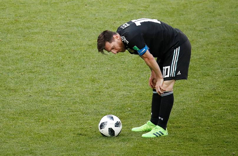 Argentine Messi
