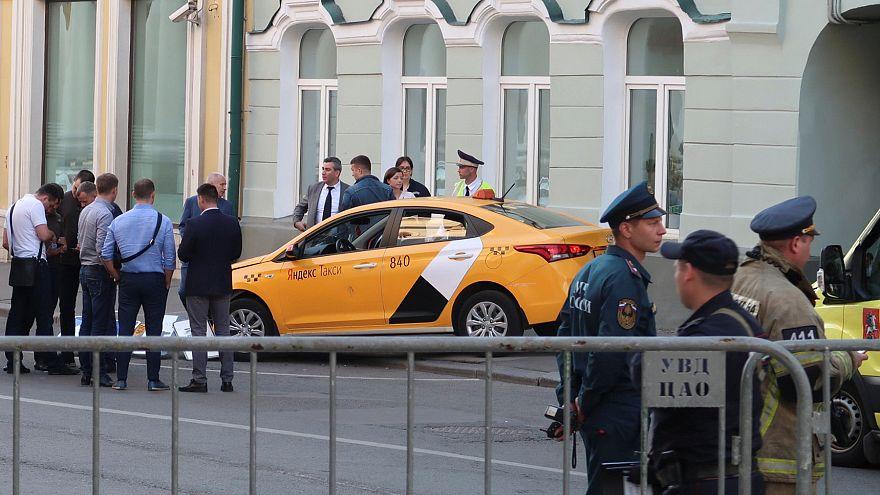سيارة أجرة تصدم حشدا من المارة بالعاصمة الروسية موسكو
