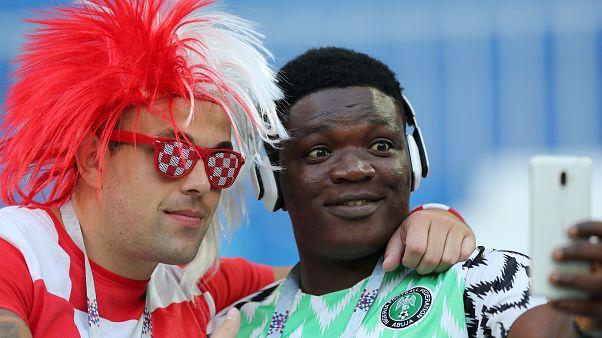 مونديال روسيا: المنتخب الكرواتي يفوز بهدفين لصفر على نظيره النيجيري