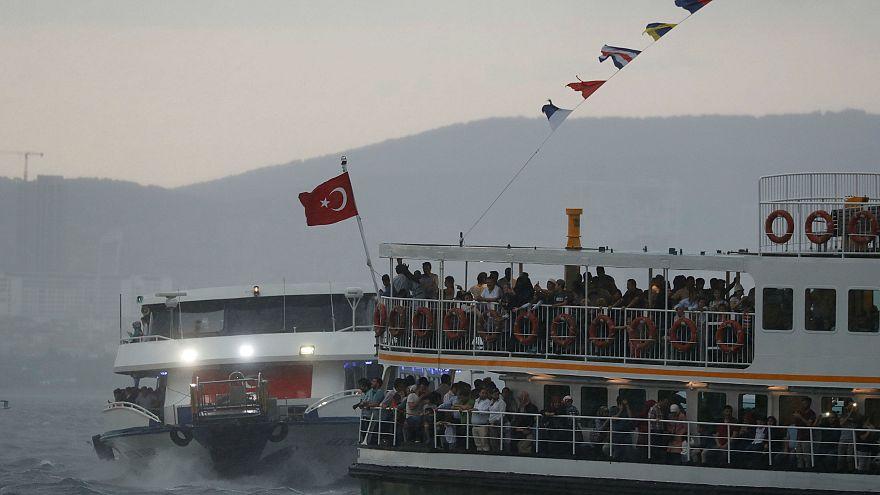 Türkiye sağanak yağışa teslim