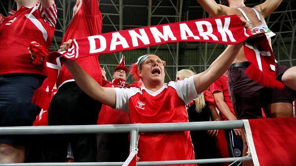 Coupe du Monde : le Danemark s'impose face au Pérou