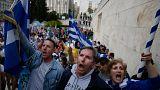 Macédoine du Nord : Tsipras échappe à une motion de censure