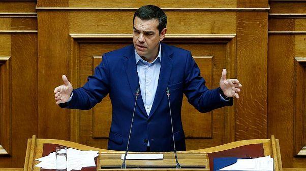 Tsipras sobrevive al acuerdo con Macedonia