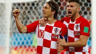 La Croatie expédie le Nigeria (2-0)
