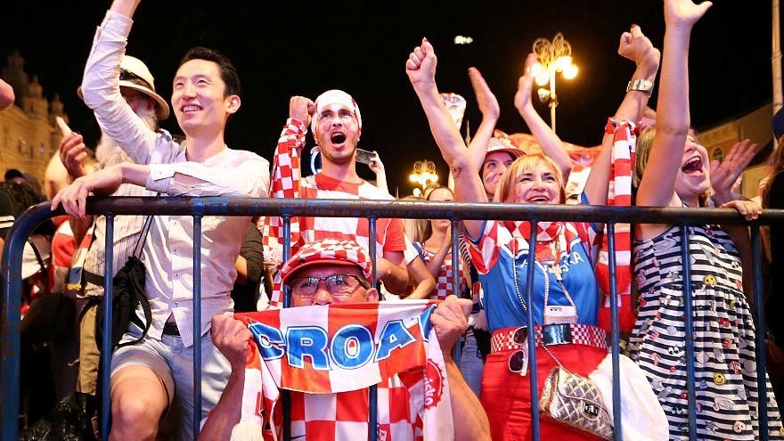 Сборная Хорватии нанесла поражение Нигерии - 2:0