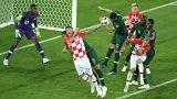 Croácia vence Nigéria e lidera o grupo D