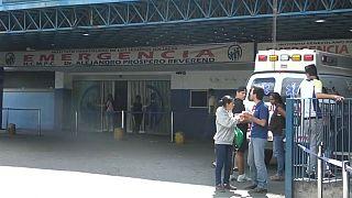 سبعة عشر قتيلاً خلال حفل مدرسي في أحد أحياء العاصمة الفنزويلية