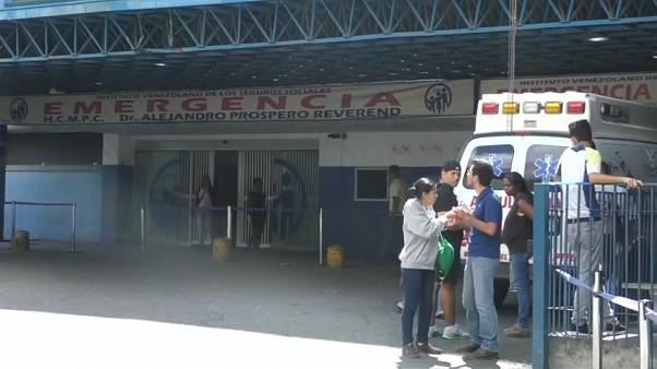 سبعة عشر قتيلا خلال حفل مدرسي في فنزويلا