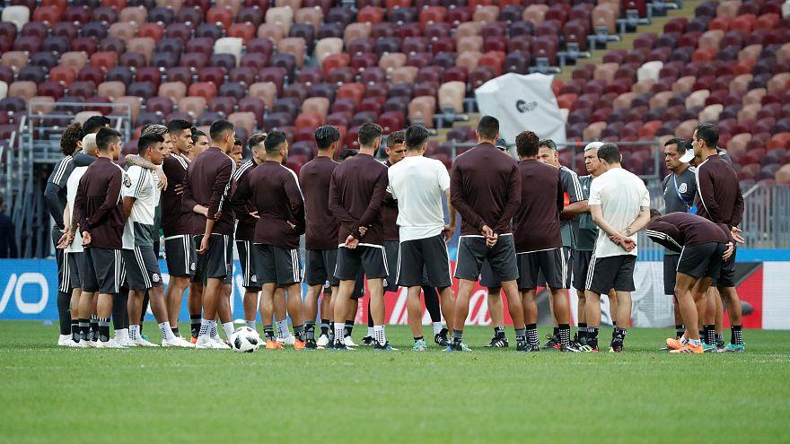 مونديال روسيا: ما حظوظ المكسيك في مباراتها ضد ألمانيا حاملة لقب بطل العالم؟