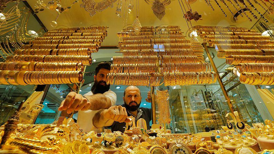 Türk milyonerlerin hesabı altın dolu