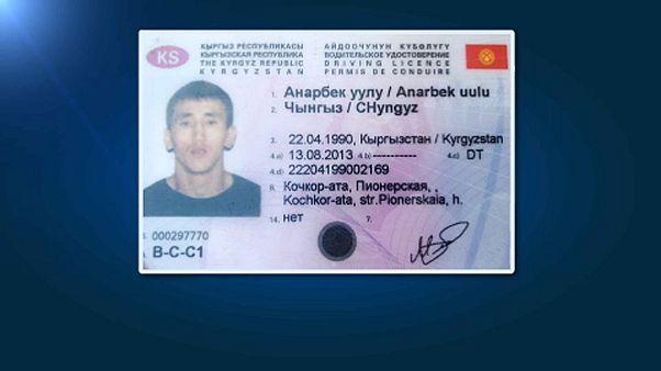 Elfogták az emberek közé hajtó moszkvai taxist