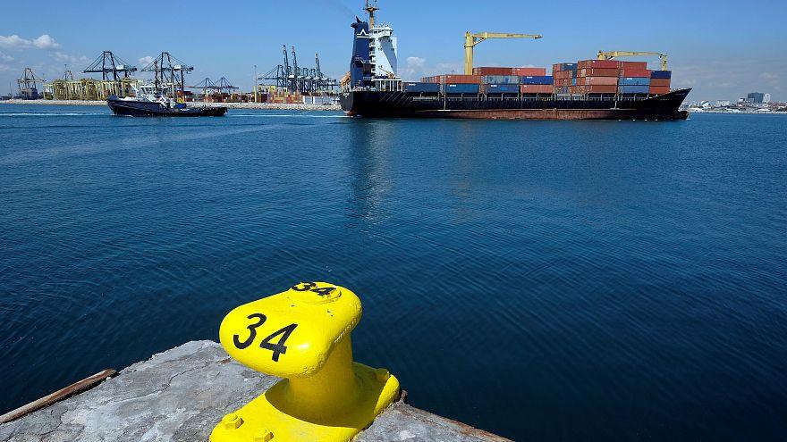 Hırvatistan açıklarında su alan Türk yük gemisi kurtarıldı