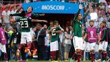 مونديال روسيا: حامل لقب بطل العالم يسقط أمام المكسيك بهدف لصفر