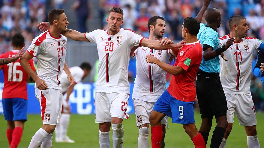 مونديال روسيا: اليكساندر كولاروف يمنح الفوز لصربيا على كوستاريكا بهدف لصفر
