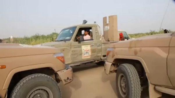 Jemen: kemény ostrom alatt Hodeida