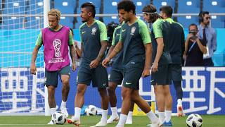 Brazil hoping to continue winning ways against Switzerland
