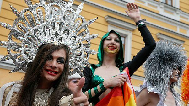 Kijev Pride: 56 ember őrizetben