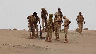 La coalición saudí bombardea el aeropuerto yemení de Hodeida