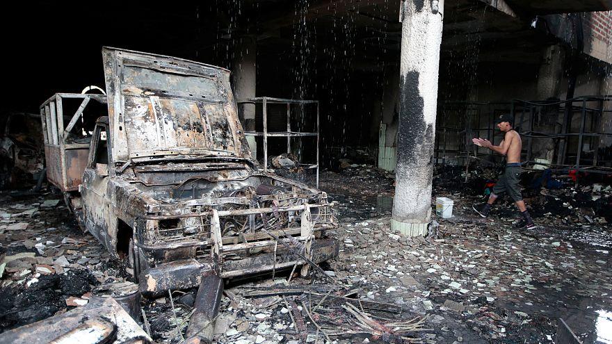 Paramilitares massacram família de sete pessoas